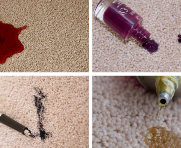 Spot & Stain Removal