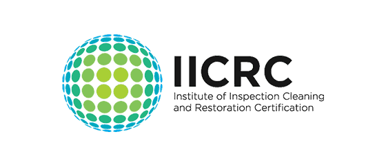 Institute of Inspection, Cleaning and Restoration Certification (IICRC) logo