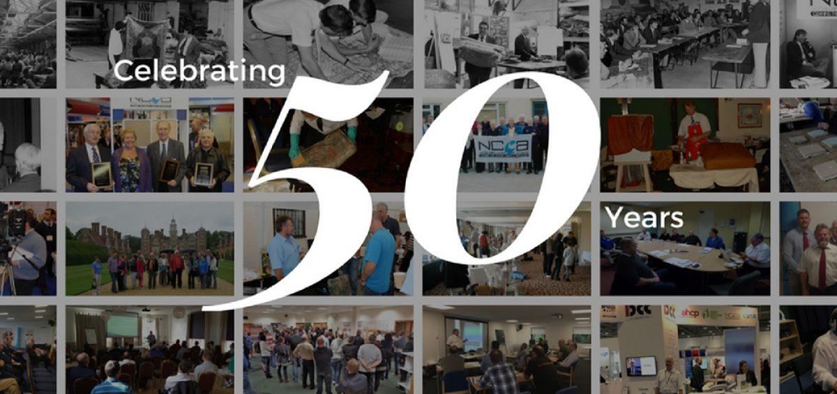 NCCA 50th Anniversary