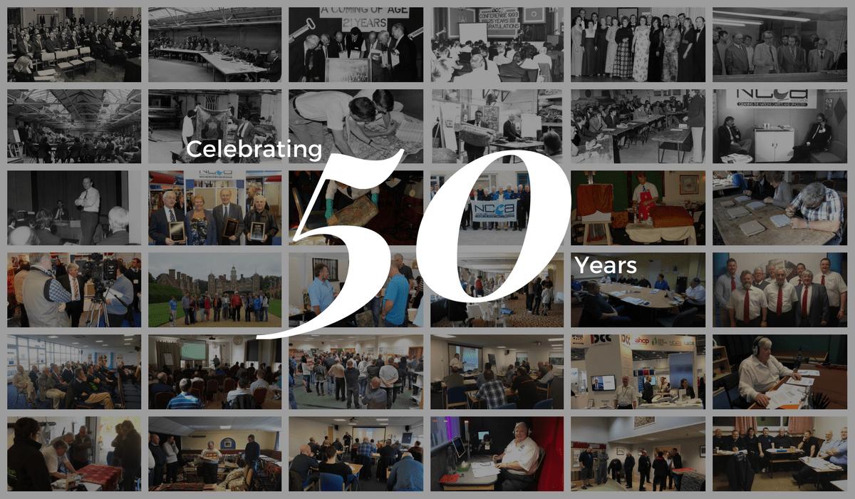 NCCA Celebrate 50 Years