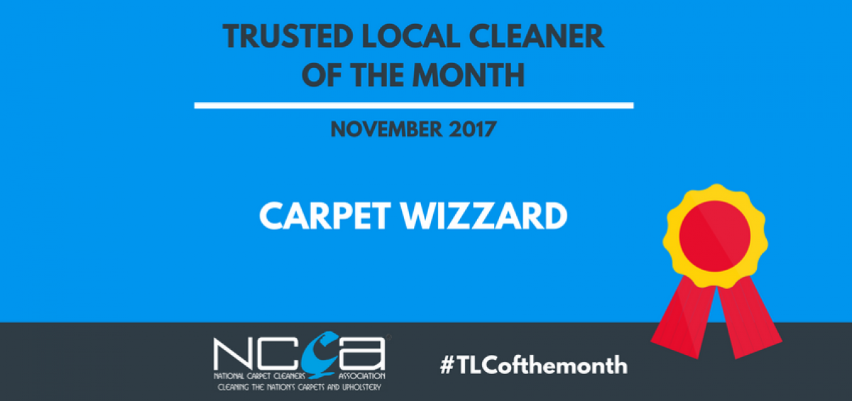 Trusted Local Cleaner for November - Carpet Wizzard