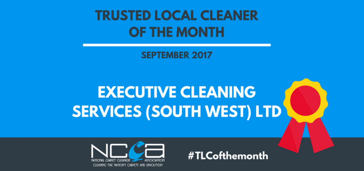 Trusted Local Cleaner for September - Executive Cleaning Services (South West) Ltd