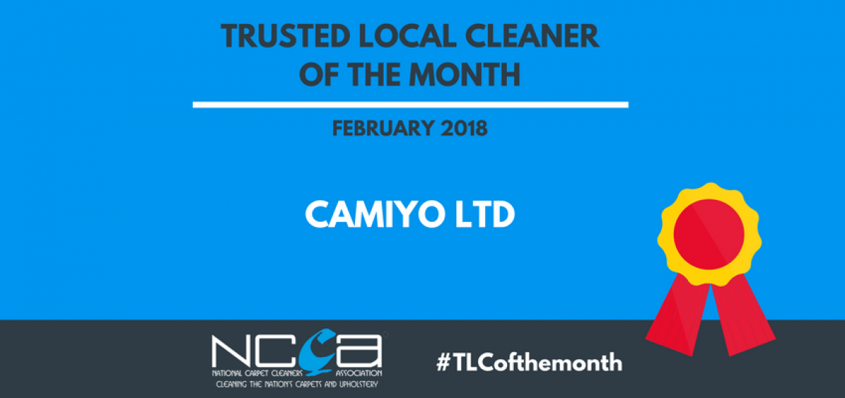 Trusted Local Cleaner for February - Camiyo Ltd