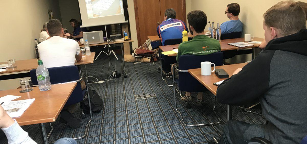 NCCA Training Session