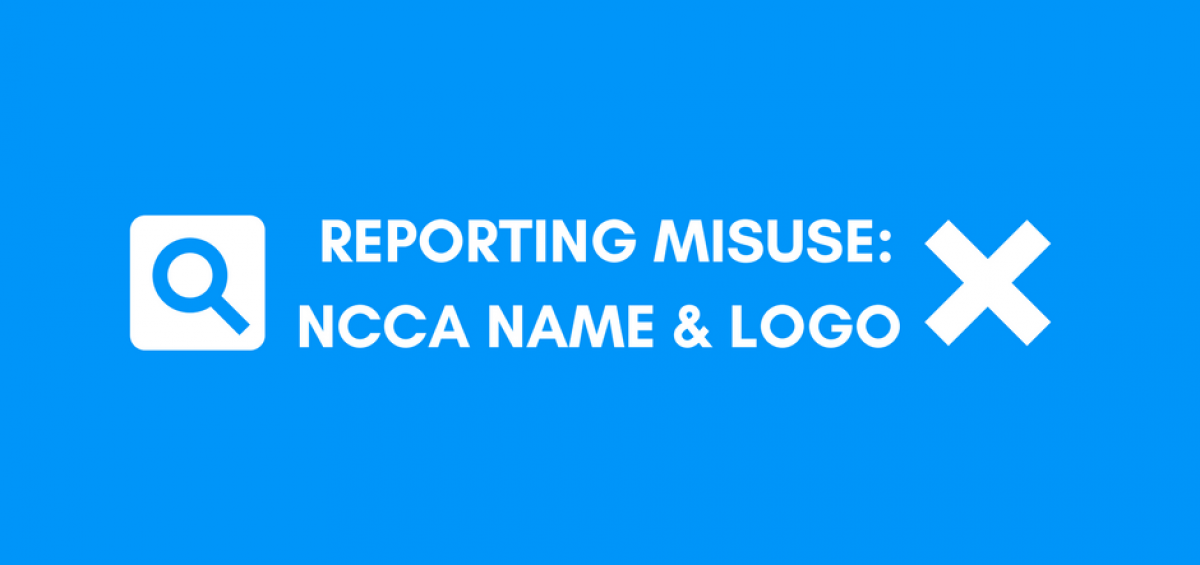 Reporting logo misuse