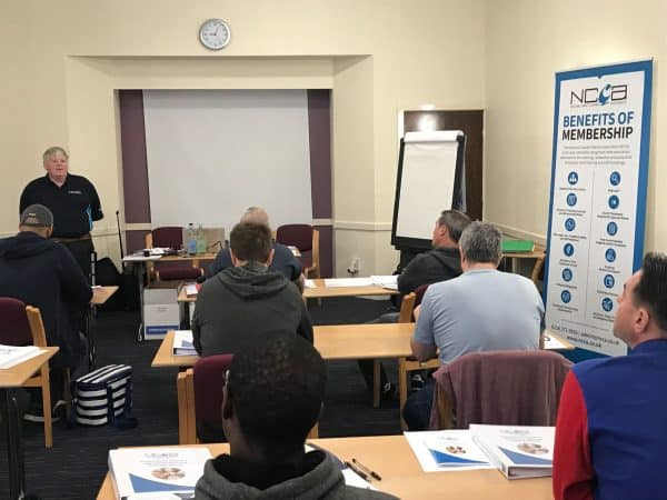 NCCA Professional Carpet & Upholstery Cleaning course
