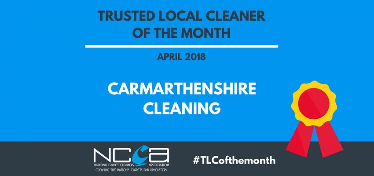 Trusted Local Cleaner for April - Carmarthenshire Cleaning