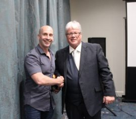 Darren Coxall & Dave Wheadon