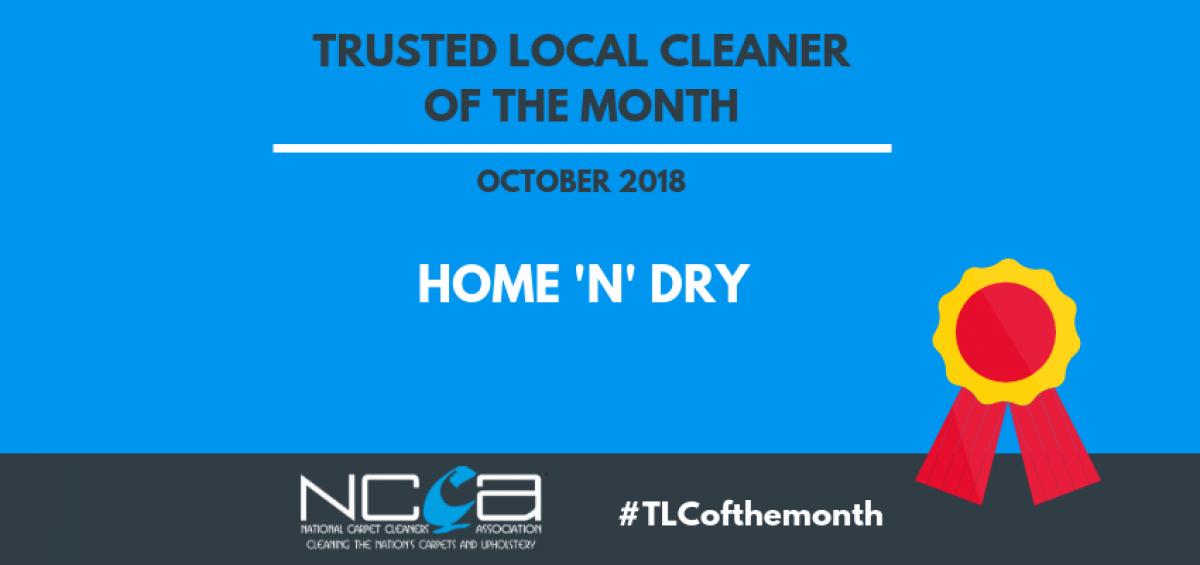#TLCofthemonth October 2018