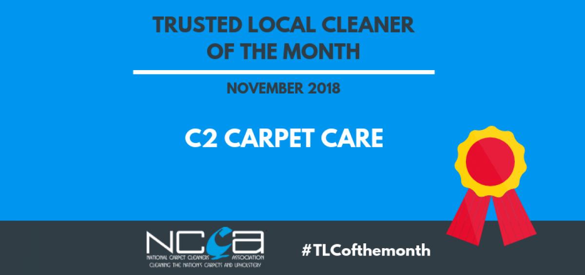 #TLCofthemonth November 2018