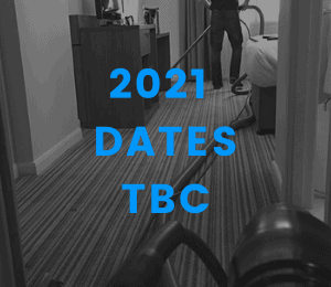 Commercial Cleaning 2021 Dates TBC