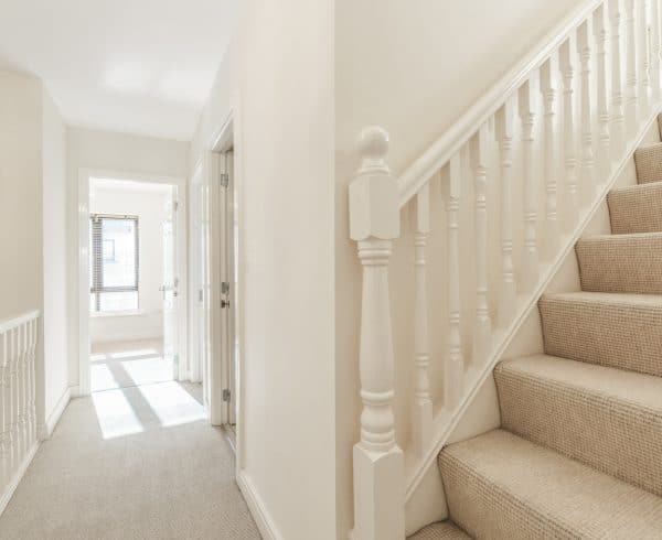 Professional Cleaning - Stairs