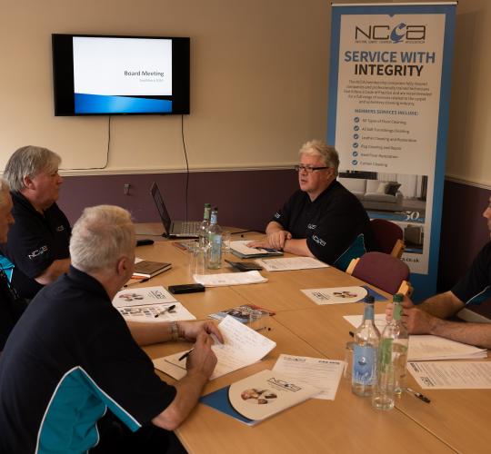 NCCA Directors