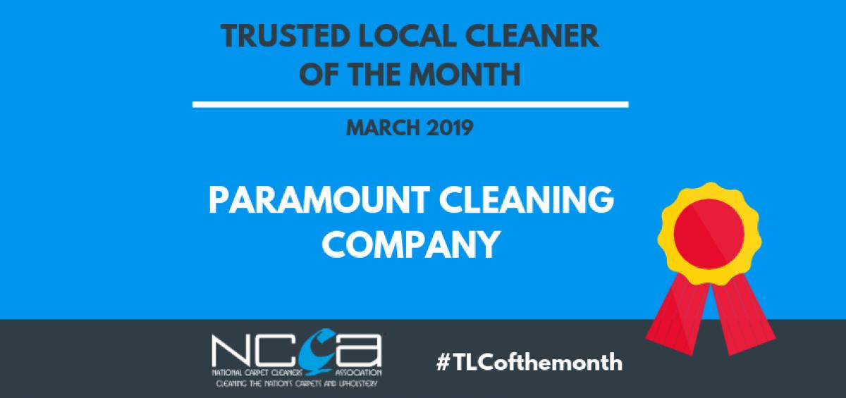 #TLCofthemonth March 2019