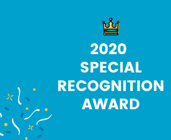 #TLCofthemonth: 2020 Special Recognition